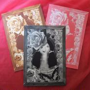 メアリービッグカード(3枚組)