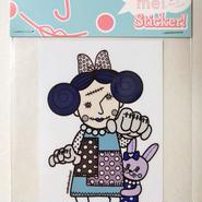 melmelmeelme sticker! フランケン・コモシュタイン・二世