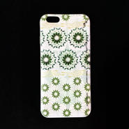 SALE! GREEN leaves Design   iPhone6/6s case [ soft ]
