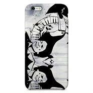 """Singing Michael"" -mono- iPhone 6/6s/5/5s/6plus/6s plus Cover [ soft / hard ]"