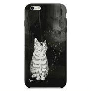 """Cat"" ネコ -black-  iPhone 5/5s/SE  Cover  [ hard ]"