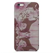 """""""Singing Michael"""" -magenta-  iPhone 6/6s/5/5s/6plus/6s plus Cover [ soft / hard ]"""