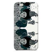 """Michael & grape"" マイケルとぶどう -mono- iPhone 6/6s/5/5s/6plus/6s plus Cover [ soft / hard ]"