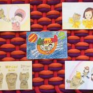 やましたえみこイラスト展 記念ポストカード 5枚セット