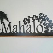 Aloha &Mahalo ホルダー  大