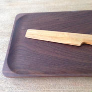 ナイフ*木づくり