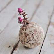 螢松窯 森の花器・球(現品写真)