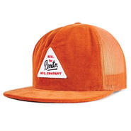 """【BRIXTON】CUE MESH CAP """"Copper"""""""