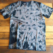 "【THRILLS】DARK SHADOWS TEE ""ARMY GREEN TIE DYE"""