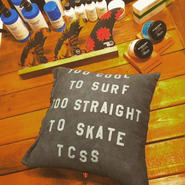 【TCSS】TOO COOL CUSHION クッション