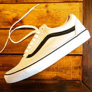 【VANS】Old Skool (Reptile) White/Black