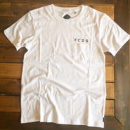 "【TCSS】TRUSTY POCKET TEE ""WHITE"""