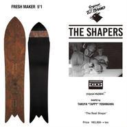 "【TJ BRAND】THE SHAPERS ""FRESH MAKER 5'1"