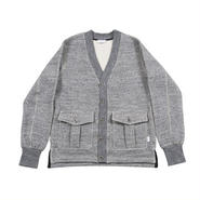 【BLUEY】LOOPWHEEL CARDIGAN