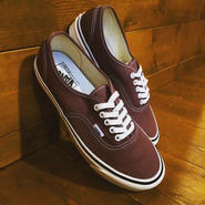 【VANS】Authentic 44 DX (ANAHEIM FACTORY) BROWN