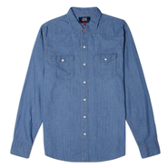 【DEUS ex MACHINA】BOBBY WESTERN SHIRT