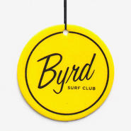 "【BYRD】AIR FRESHENER/エアーフレッシュナー""バードサーフクラブ"""