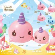 Millie Whale mini/ くじらのミリーミニ