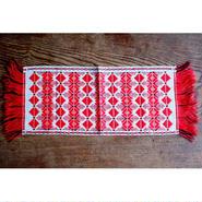 ハンガリーの古い刺繍布