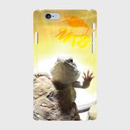 [マチクロ]GODLIZARD iPhoneケース