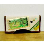 「Green hearts garden 」長財布( Long wallet) / no.26039