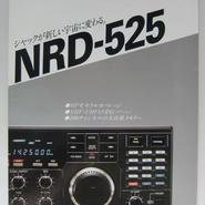 NRD-525のカタログ ★中古品・レア★