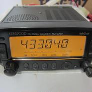 KENWOOD/ケンウッド TM-G707 144/430MHz帯FMデュアルバンダー(送信出力20Wタイプ)★メーカーサービスにて点検・修理済の中古品・貴重品(スプリアス確認保証可能機器)★