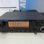 ALINCO/アルインコ DR-M40SX 430MHz FM モービルトランシーバー(箱入り)★点検済の中古品・貴重品(新スプリアス規格適合品)★
