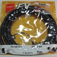 DIAMOND/第一電波 FVM710 同軸ケーブル ★未使用品・レア★