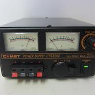 コメット  CPS3200  スイッチング電源 100V  13.8V★中古品・貴重品★