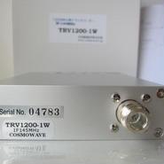 コスモウェーブ/COSMOWAVE    TRV1200-1W   1200MHz帯トランスバーター③(特別注文・数量限定品)★新品・入荷品★