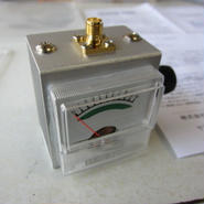 コスモウェーブ/COSMOWAVE  簡易型電界強度計 EF30C-SMA★新製品・入荷品(数量限定品)★