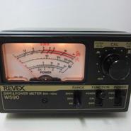 REVEX 400-1300MHz SWR&POWER METER(春日電子オリジナル 1200MHz帯のSWR&パワー計)①★中古品・貴重品★