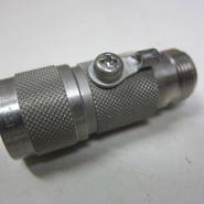 サンコーシヤ/SANKOSHA      N-JP-1S形       N型コネクタを使用する避高周波同軸回線を雷サージから保護する同軸用SPD(雷器)★(N-JP-1S  0002)中古品・貴重品★