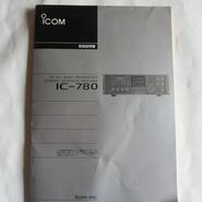 アイコム IC-780 取扱説明書★中古品・希少品★