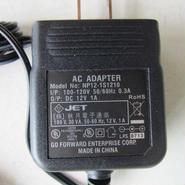 秋月電子通商     AC アダプター   Model No:NP12-1S1210(12V  1A)★店頭展示・在庫品★