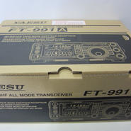 八重洲無線/YAESU FT-991A   HF/50/144/430MHz オールモードトランシーバー(HF/50MHz帯  100W  タイプ) ★新品・ご購入後、メーカー注文品★