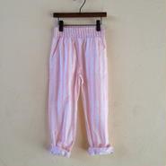 muu muu / STRIPE PANTS  pink