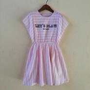 muu muu / MOSAIC SUMMER DRESS / pink