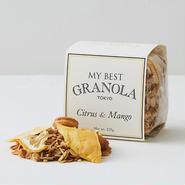 Citrus & Mango(シトラス&マンゴー)グラノーラ