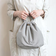 【店舗&NET通販限定】ARMY PATIENTS BAG_GRAY