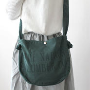 LUMBER SHOULDER BAG_GREEN