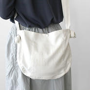 LUMBER SHOULDER BAG_IVORY