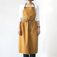 【店舗&NET通販限定】HARVEST 2WAY APRON_MUSTARD