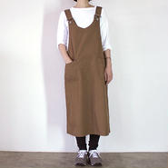 EURO SHOULDER OVERALL_BROWN
