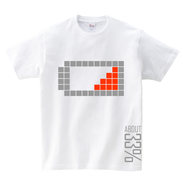 Tシャツ:ABOUT33%