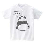 Tシャツ:パンダらけ01