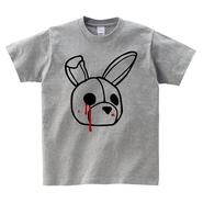 Tシャツ:グロカワ02(グレー)