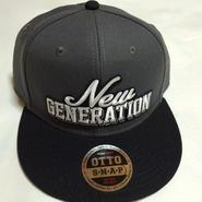 New Generation snapback cap