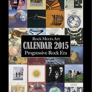 Progressive Rock (1969-75) Calendar 2015